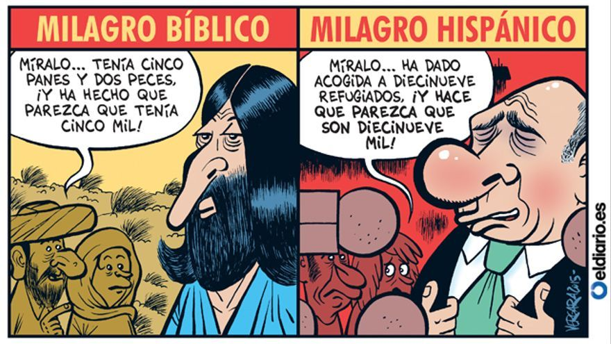 Milagro Hispánico