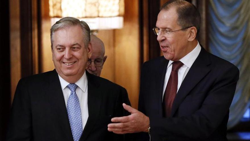 Lavrov y Figueiredo se reúnen para potenciar las relaciones bilaterales