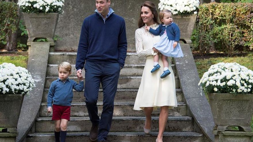 El príncipe Guillermo y Catalina pasarán la Navidad con los Middleton