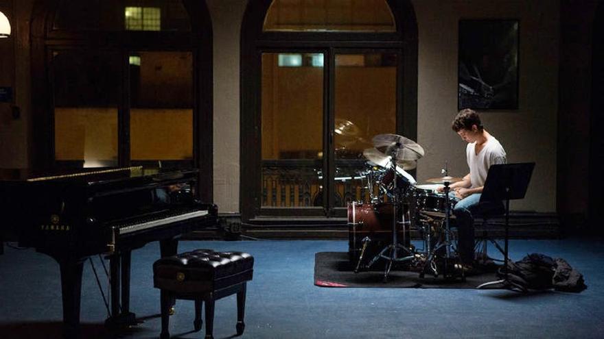 Whiplash, una gran película sobre jazz