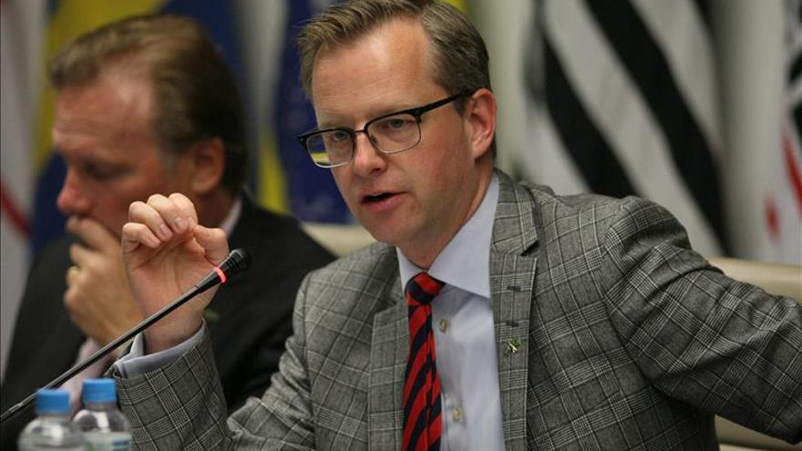 Suecia pide que Latinoamérica elimine barreras comerciales con Europa