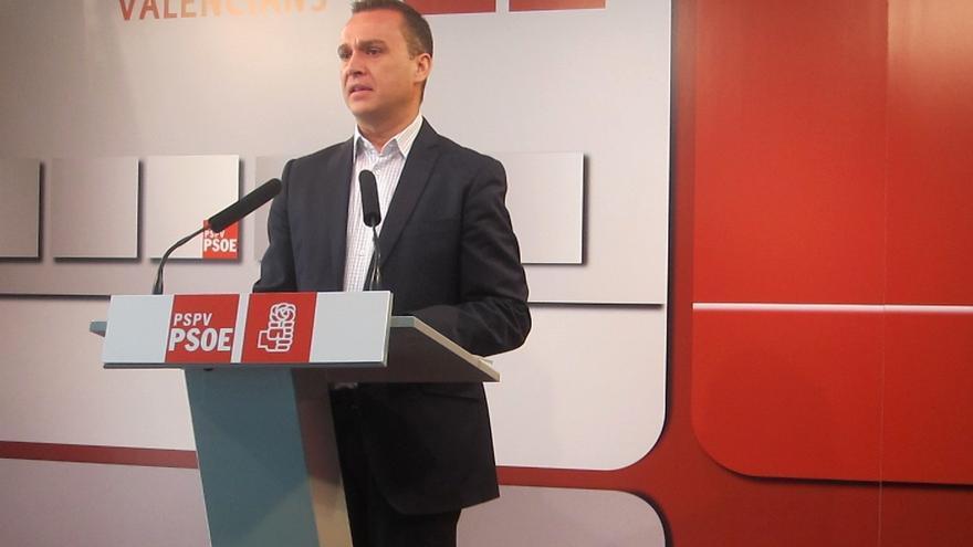 El vicesecretario general del PSPV, Francesc Romeu