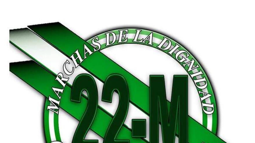Logo de la columna andaluza de las Marchas de la Dignidad. (Foto: Marchas Dignidad Andalucía)