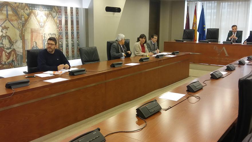 Ciudadanos se opone al recurso de inconstitucionalidad de la Ley de renovables murciana