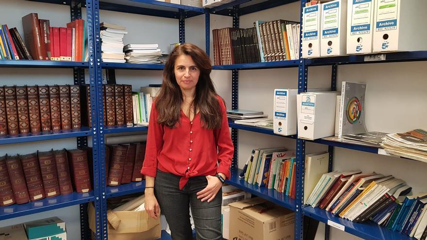 Anastasia Tellez, antropóloga