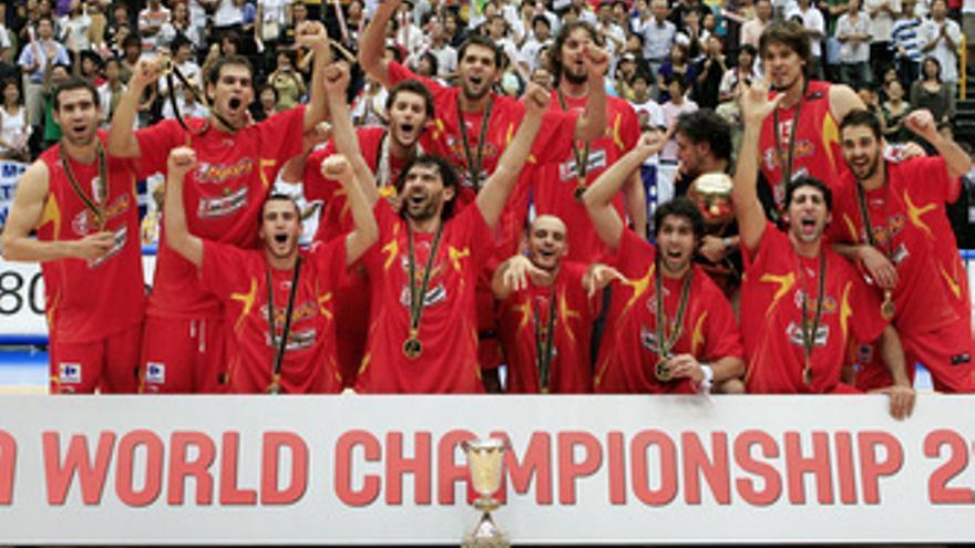 España, campeona del mundo