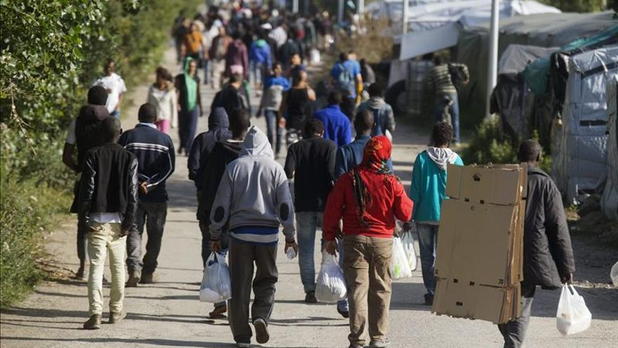 Londres Anuncia Nuevas Medidas Ante La Crisis Migratoria En Calais