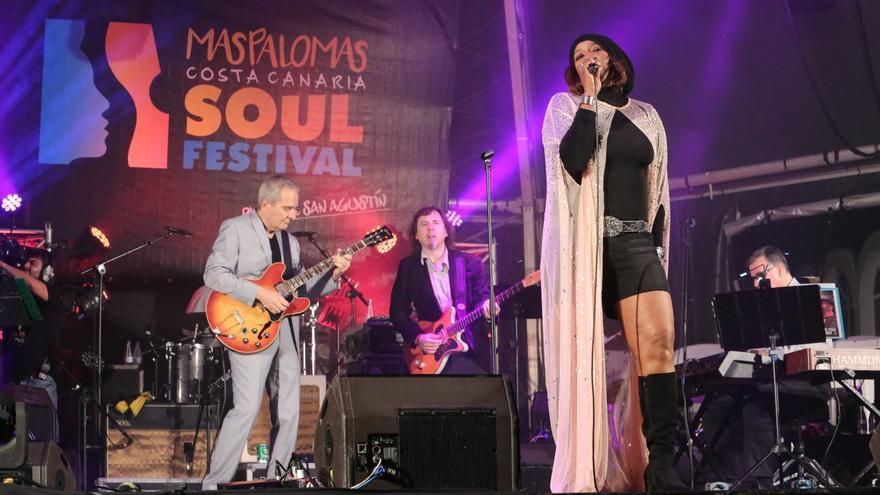 Arranca la V edición del Maspalomas Soul Festival.