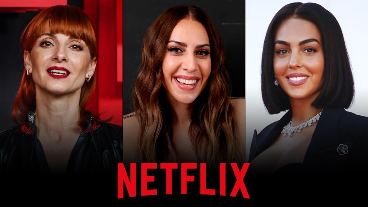 Najwa Nimri, Mónica Naranjo y Georgina