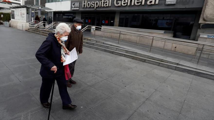 Madrid supera las 3.000 muertes con coronavirus al sumar 325 en 24 horas