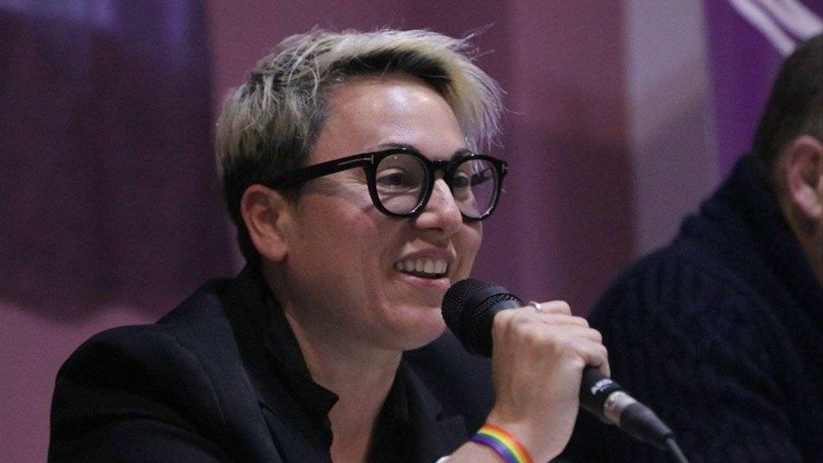 Sonia Vivas, concejala de Podemos en Palma y activista social