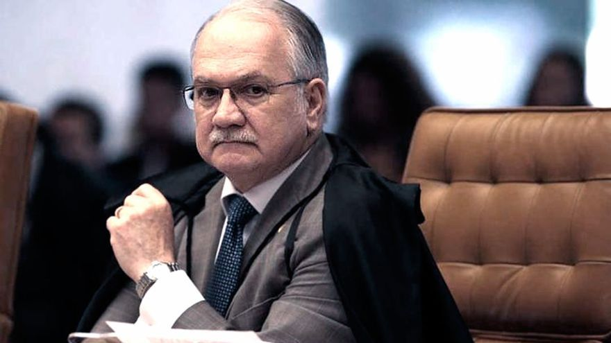 Edson Fachin, el juez del máximo tribunal constitucional brasileño, que rehabilitó la carrera política del expresidente petista Luiz Inácio Lula da Silva y puso fin anticipado al proceso contra el ex juex federal Sergio Moro por sospechas de prejuzgamiento en el marco de la operación anti-corrupción Lava Jato.