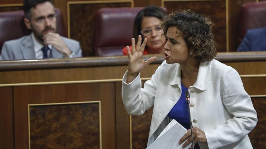 Montserrat: el pacto de violencia machista es un ejemplo de diálogo para Cataluña