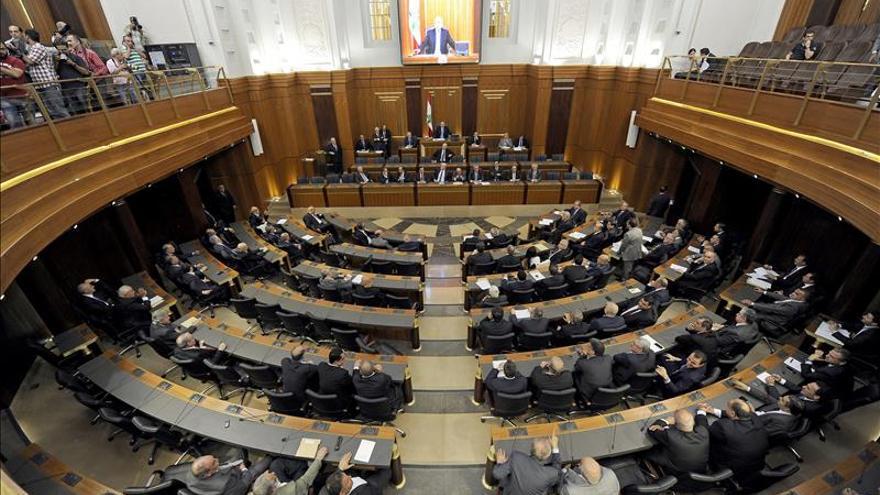 El Parlamento libanés fracasa por vigésima vez en elegir un nuevo presidente