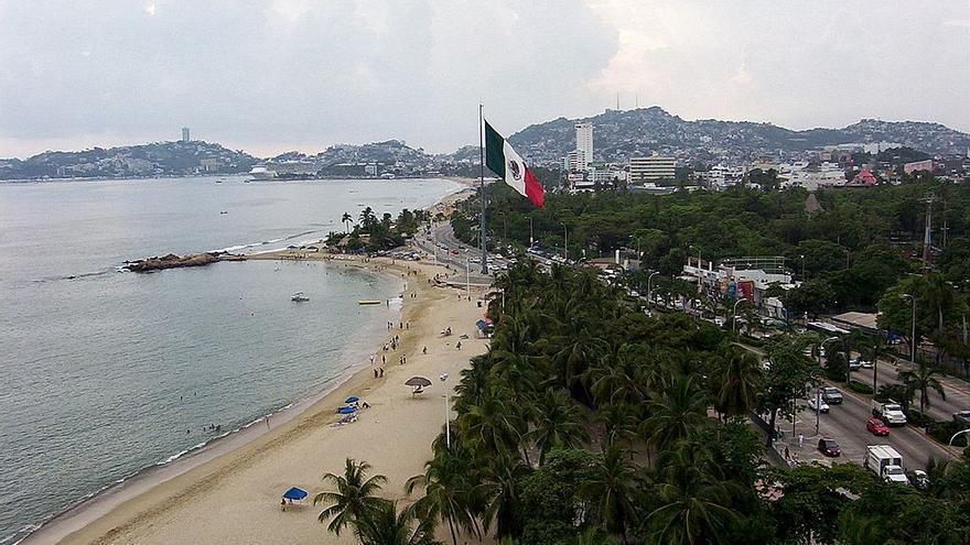 Acapulco © Oescalona fuente wikipedia CC BY-SA 3.0