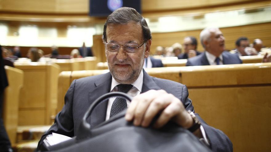 El Senado reanuda su actividad y Rajoy acudirá al primer pleno del año, para responder a PSOE, Entesa y Amaiur