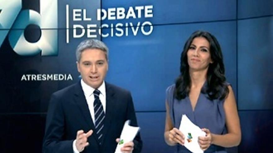 Antena3 y laSexta se vuelcan con el 'debate decisivo': así es su cobertura