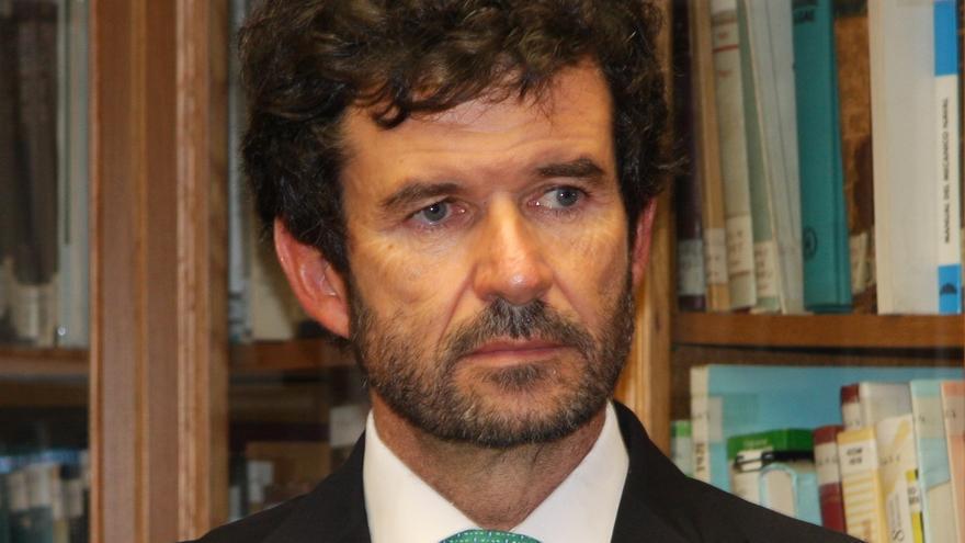 Eduardo Balquerías, director general de Instituto Español de Oceanografía