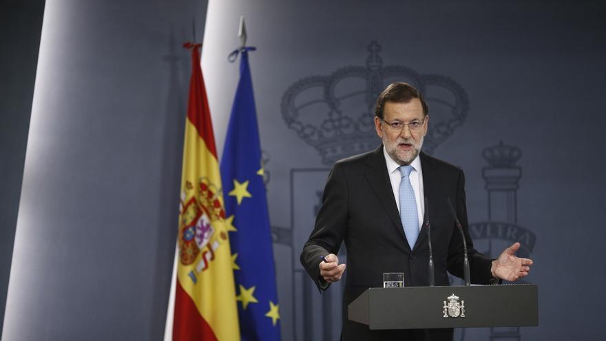 """Rajoy, sobre los debates: """"Tengo un problema, que tengo que seguir trabajando de presidente, y otros no"""""""