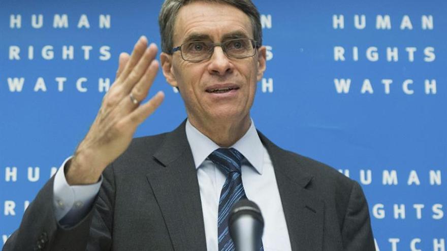 HRW denuncia intento de China de debilitar sistema de DDHH de ONU