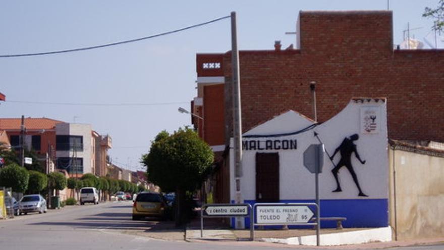 Entrada de Malagón (Ciudad real) / Foto: Ayuntamiento