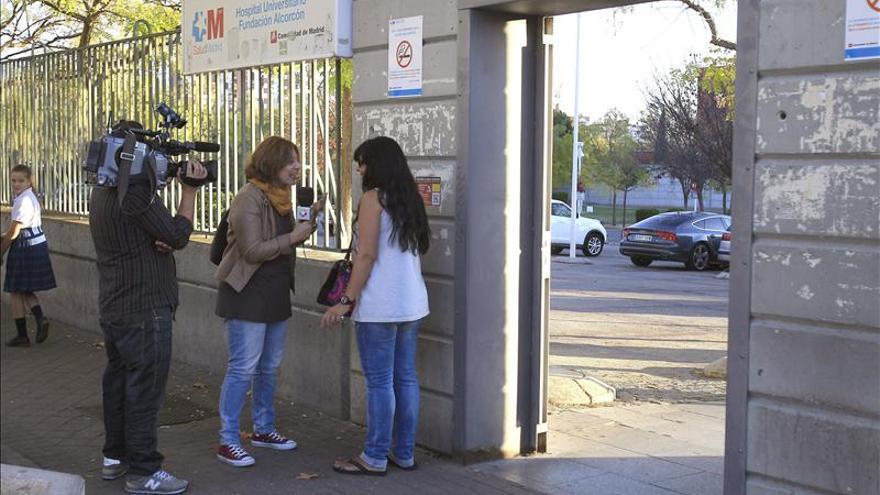 La enfermera contagiada advirtió en el hospital de Alcorcón que podía tener ébola