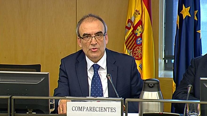 Manuel Niño, director general de Ferrocarriles con el PP cuando ocurrió el accidente