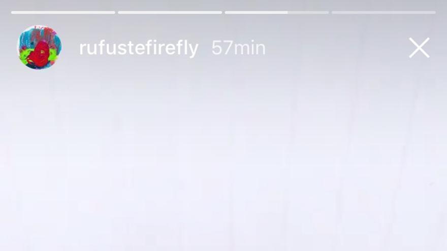 Imagen de las toallas que publicó en su cuenta de Instagram Rufus T. Firefly