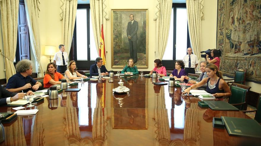 El Congreso acuerda celebrar su primer Pleno tras el 25S aunque continúan las discrepancias sobre el control al Gobierno