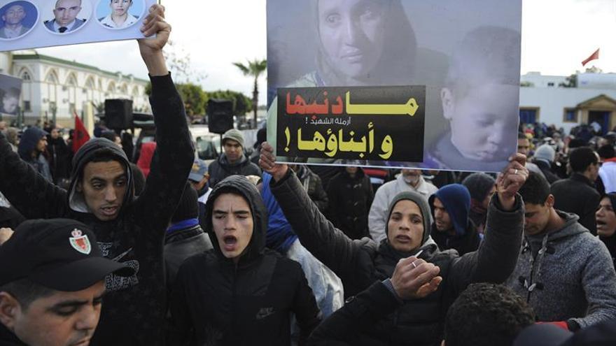 Penas de entre perpetuidad y dos años para 23 independentistas saharauis