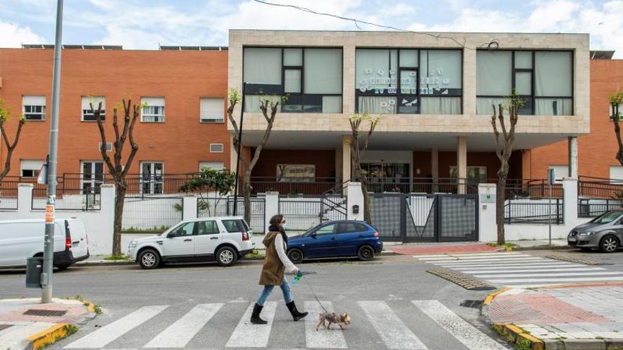 Veinticuatro muertos en una residencia de San Juan de Aznalfarache (Sevilla)