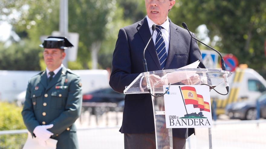 """Garrido dice que """"siempre"""" ha defendido los derechos del colectivo LGTB y que fue """"un error"""" no invitar a PP a la marcha"""