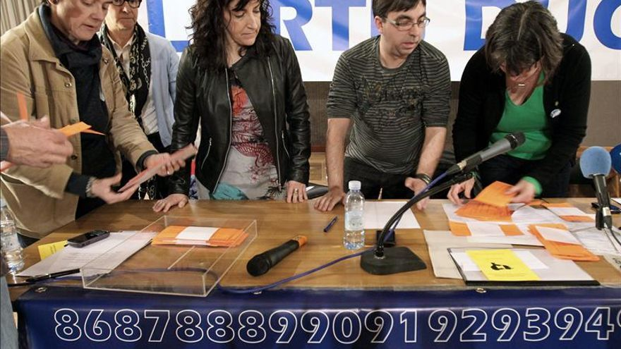 Gesto por la Paz decide su disolución tras 28 años de trabajo por la paz en Euskadi