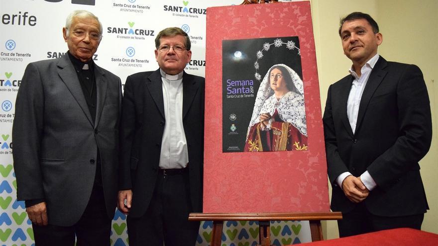 Presentación del cartel de la Semana Santa chicharrera de 2017