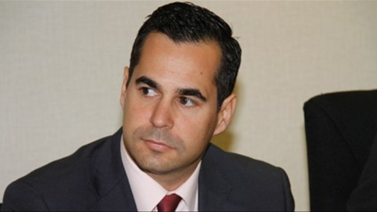 Ignacio Stampa, antiguo fiscal del caso Villarejo