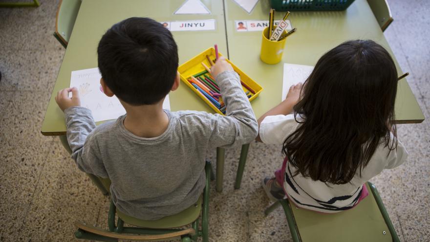 Nuestra infancia es el colectivo más afectado por la crisis económica y financiera. Foto: Salva Campillo / Ayuda en Acción