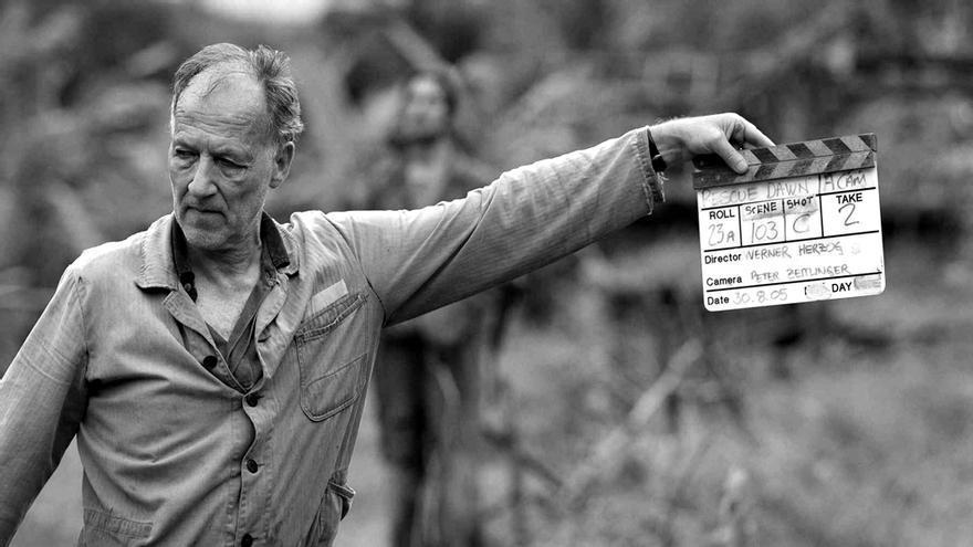 El director Werner Herzog