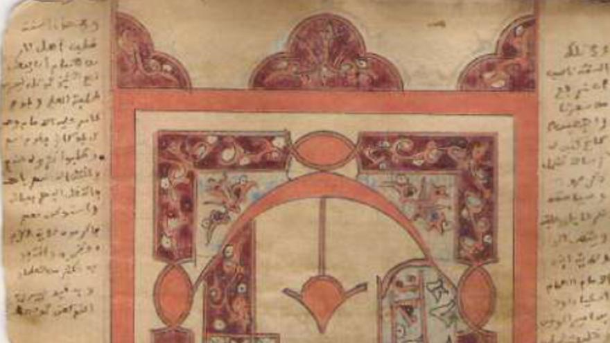 Manuscrito copiado en 1489 / Fundación Fondo Kati