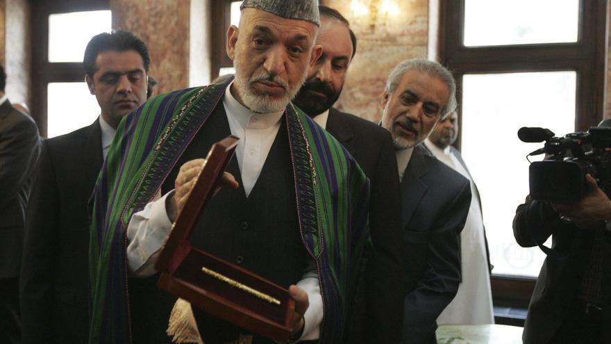 Karzai releva a la cúpula del aparato de seguridad en medio de la inquietud