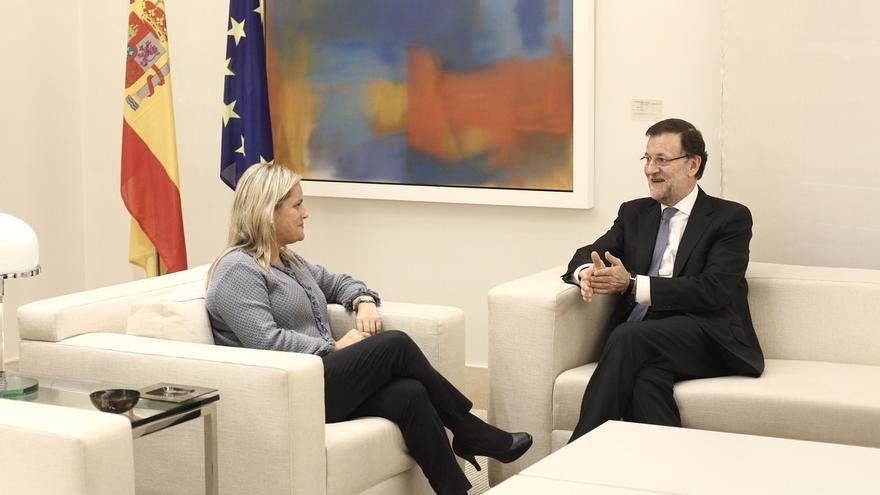 Rajoy recuerda a los jóvenes que Miguel Ángel Blanco defendió la libertad de la que ellos gozan ahora