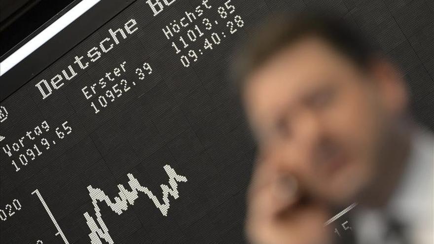 La Bolsa de Fráncfort baja un 0,28 por ciento en la apertura