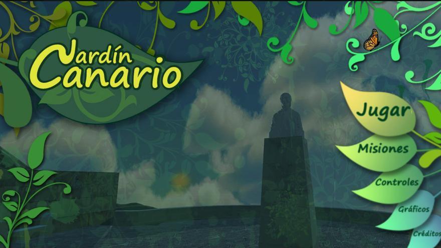 Juego Jardín Canario