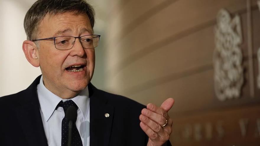 Puig: Griñán y Chaves no se han enriquecido ni han financiado ilegalmente