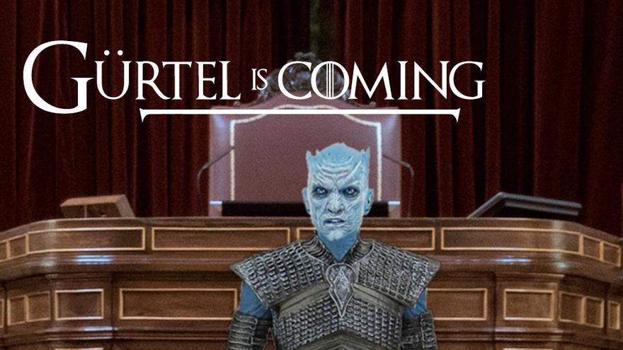 Uno de los memes de la comparecencia de Mariano Rajoy en el Congreso