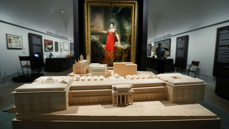 Una cuadro, una bomba y una gorra: el Prado recorre su historia