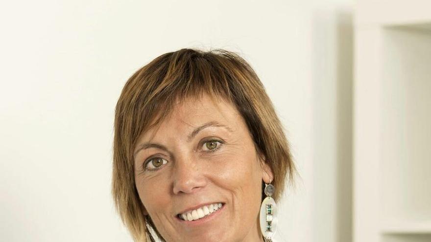 Miren Larrion, candidata de EH Bildu por Álava.
