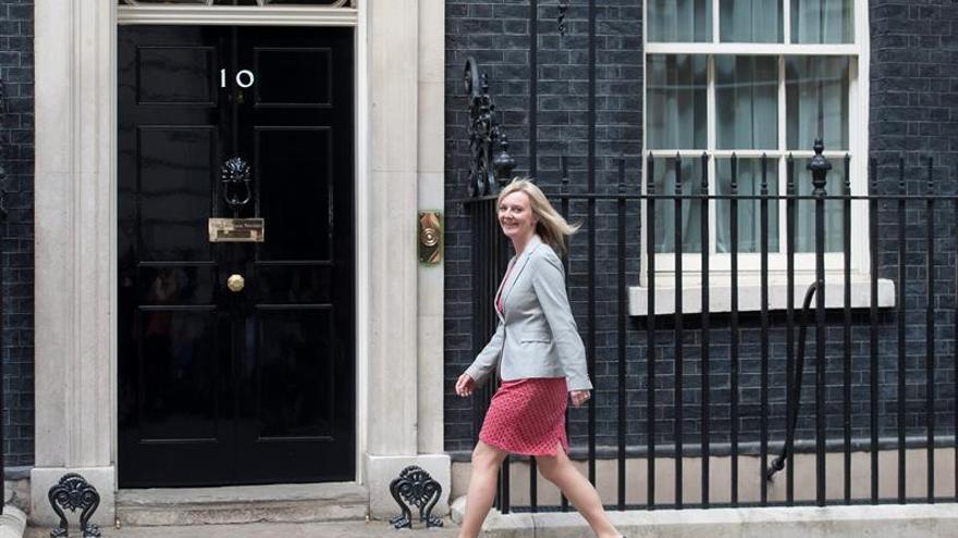 La ministra de Justicia británica defiende la independencia del poder judicial