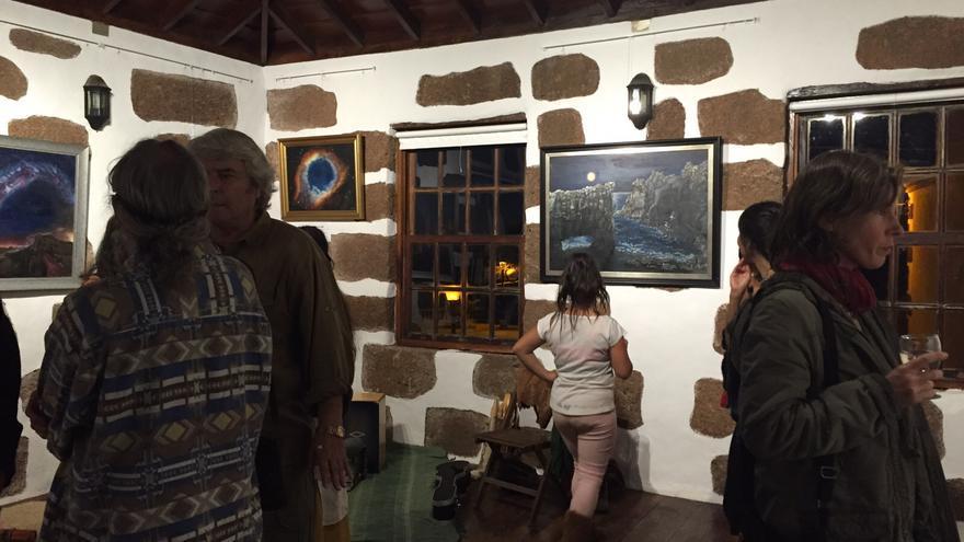 La Casa de Los Barreros acoge su primera exposición.