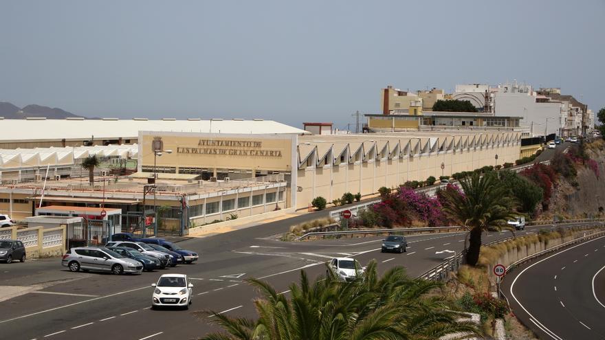 Oficinas del Ayuntamiento de Las Palmas de Gran Canaria en La Favorita