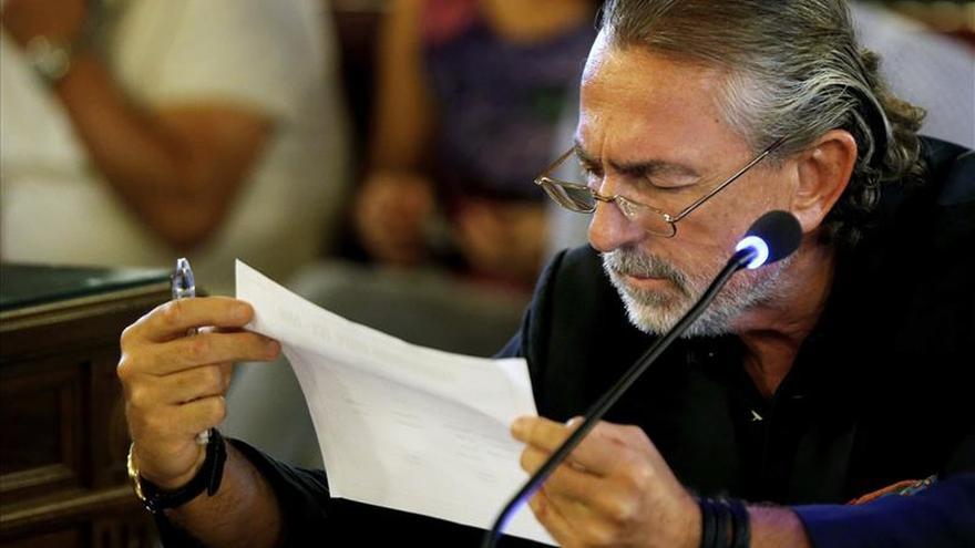 El juez envía a juicio a 27 acusados de la rama valenciana de Gürtel